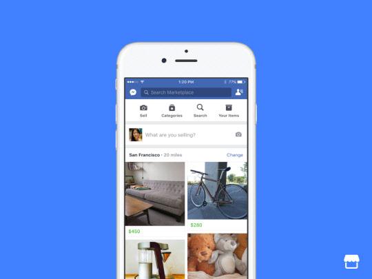페이스북, 마켓플레이스서 주택 정보 제공